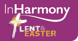 InHarmony Lent&Easter logo